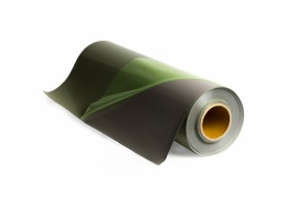 Silver reflective plotter cutting transfer film EasyCut