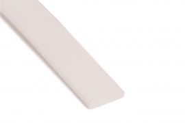 Flat strip PVC elastic