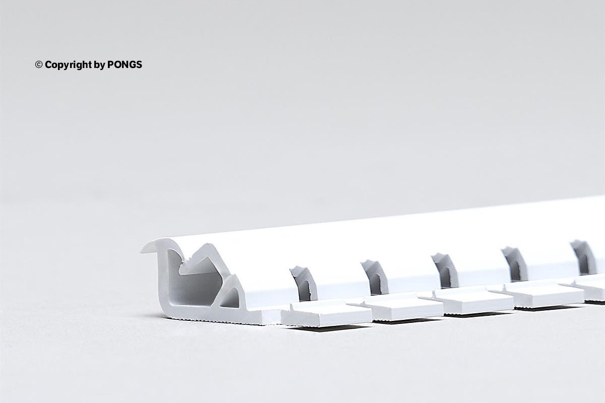 Image principale DESCOR APC clamping profile
