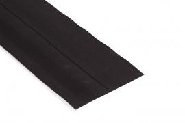 Flag webbing with fold